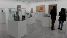 Imagen de la exposición 'Arte y cultura en torno a 1992'