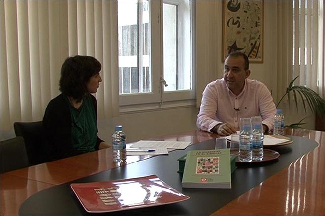 Mireia Bolíbar y Javier Pacheco