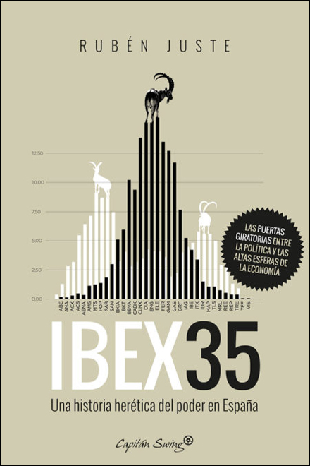 'IBEX 35. Una historia herética del poder en España' (Rubén Juste, 2017)