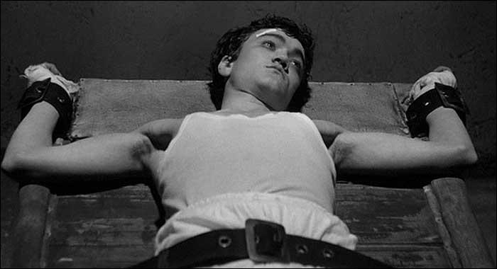 Fotograma de 'Mamma Roma' (Pier Paolo pasolini, 1962)
