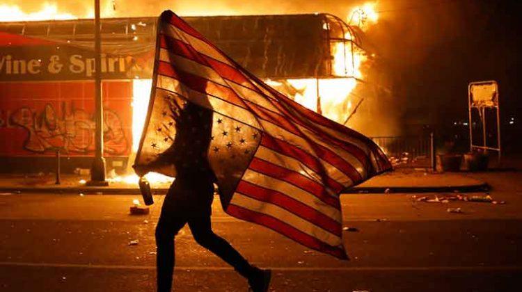 Mineapolis. Disturbios por George Floyd