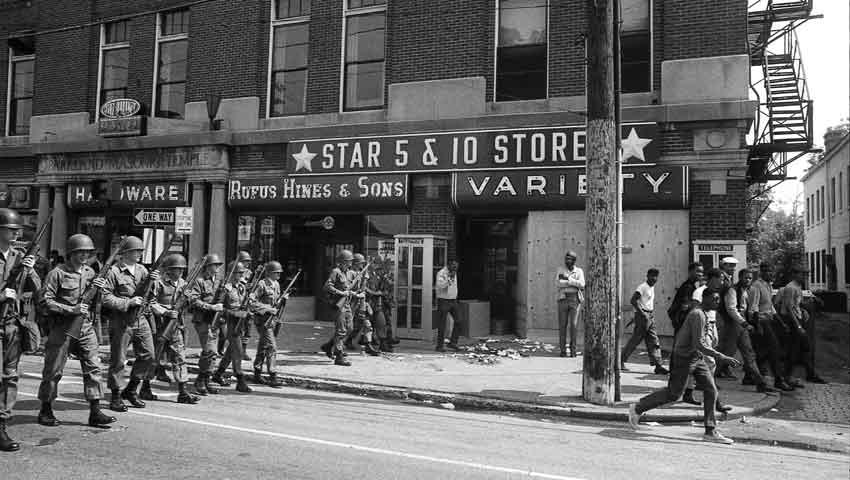 Louisville's 1968 race riots