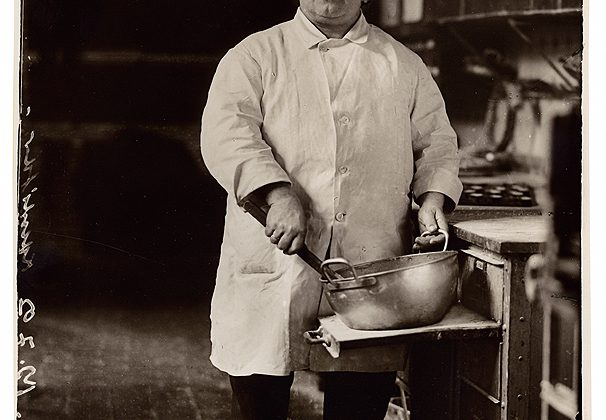 August_Sander_Konditor_1928
