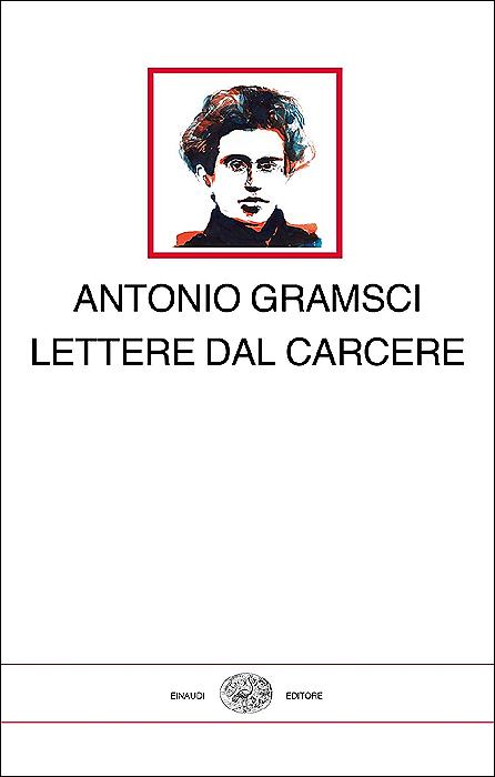 Portada libro 'Lettere dal carcere', de Antonio Gramsci