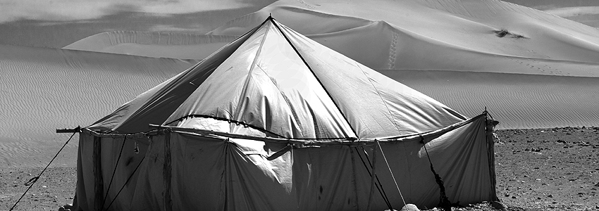 Enric de Santos. MERZOUGA, Jaima frente a Gran Duna, Sahara-Marruecos-ALI_8474 copia M-15 R [detalle[