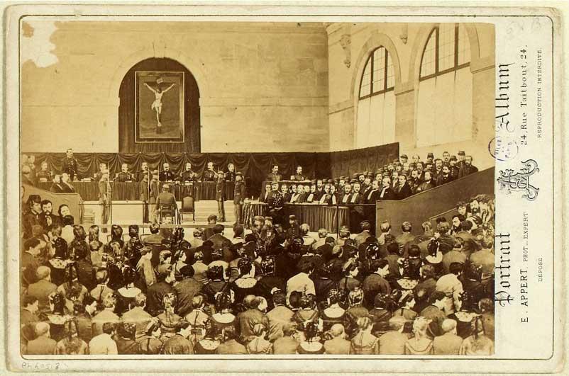 Juicio a las mujeres de la Comuna. Setiembre 1871